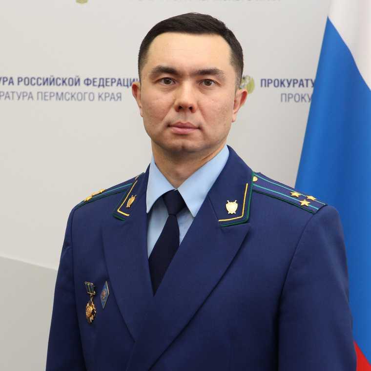 Путин назначил первого заместителя прокурора Пермского края