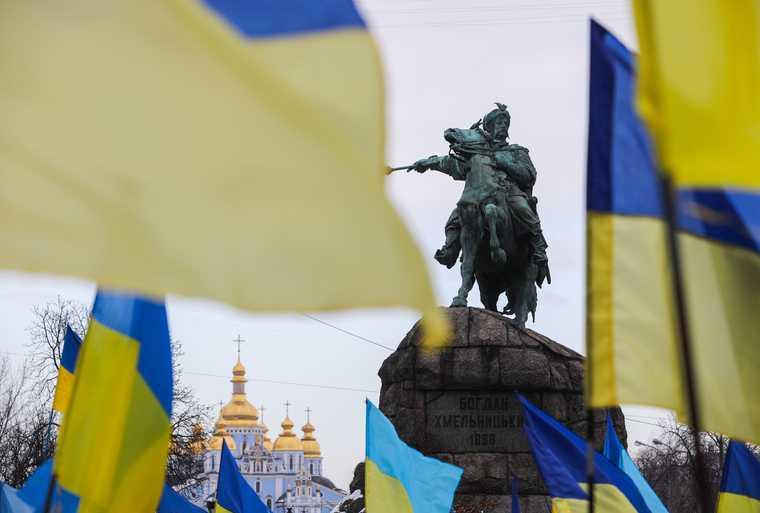 Россия Украина Леонид Кравчук Донбасс ДНР Евгений Сатановский