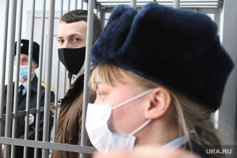 Владимир Васильев сын полковник Росгвардия ДТП Екатеринбург приговор