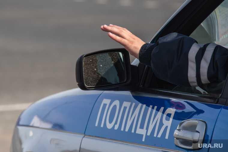 Аппарат управления УМВД ХМАО Александра Курамшина пьяная за рулем