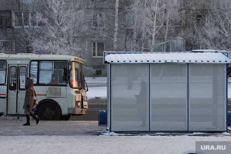 Автобус Курган
