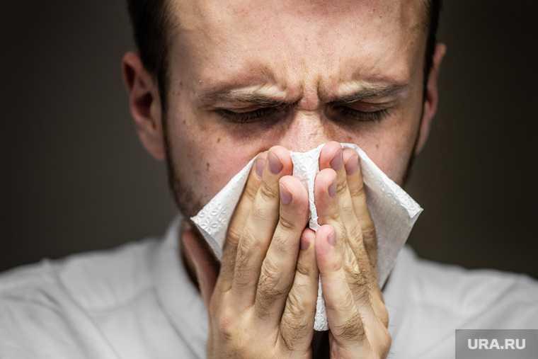 признаки отсутствие обоняния вкуса температура