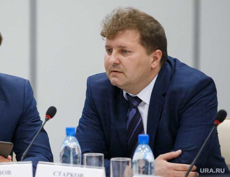 назначение минфин Свердловская область Александр Старков согласование заксобрание