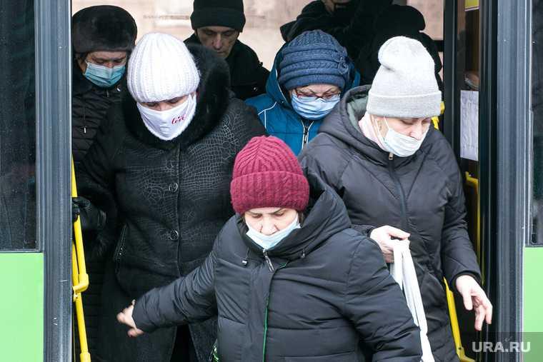 коронавирус тюменская область