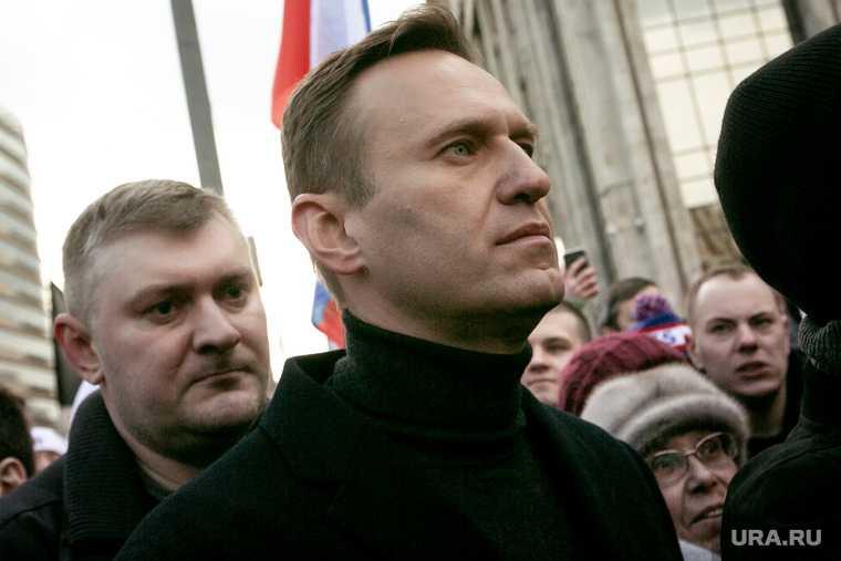 Навальный ФСИН медсанчасть