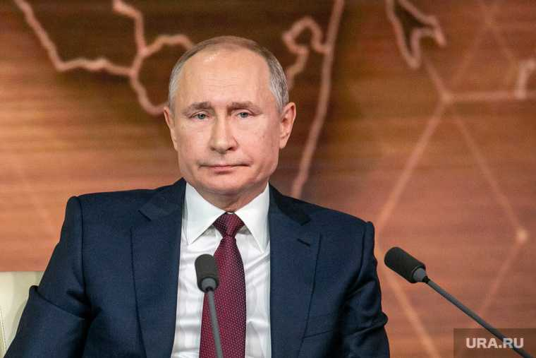 Путин рассказал о прививке