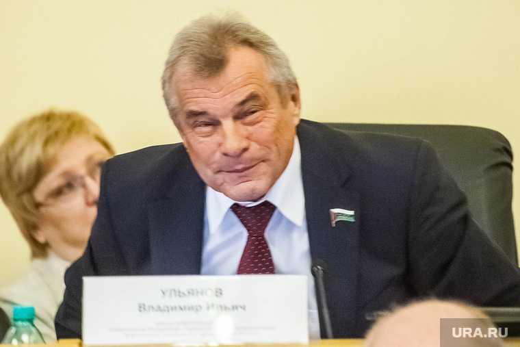 Андрей Артюхов Единая Россия Тюмень