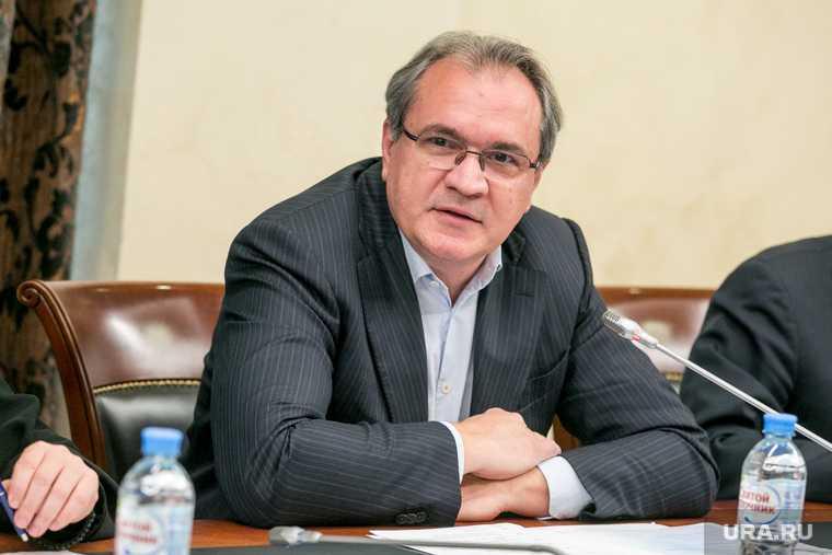 советник президента по развитию гражданского общества и правам человека Валерий Фадеев