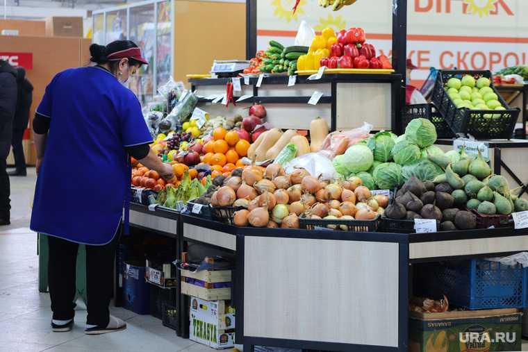 цена на овощи