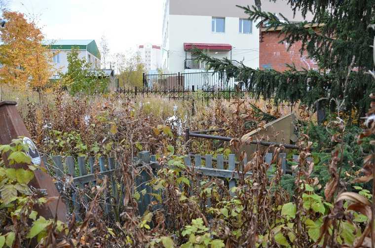 В Салехарде мэрия и казаки поспорили из-за кладбища. Фото