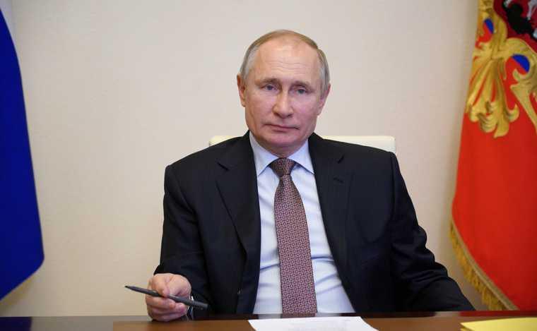 Путин передача содовая компания Башкирия