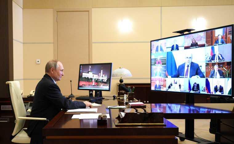 Зачем Путин дважды задень заявил обизъятии бизнеса государством