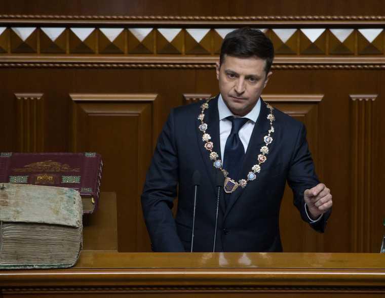 заявление Зеленского о войне в Донбассе