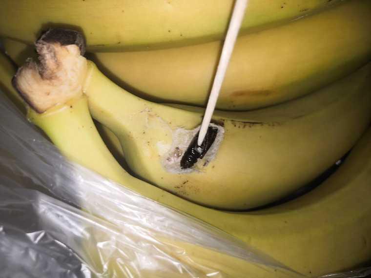 Жительница ХМАО в покупках из сетевого гиганта нашла червя. Фото