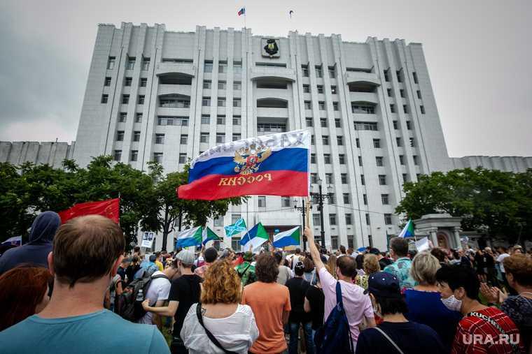 Алексей Навальный здоровье Россия Дальний Восток акции митинги