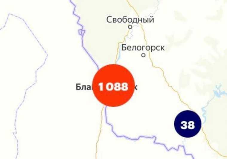 Акции в поддержку Навального на Дальнем Востоке провалились. Фото