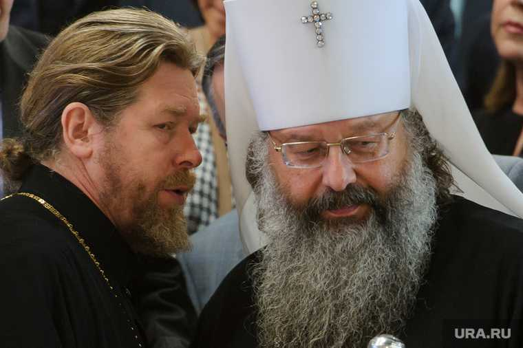 конфликт вРПЦ назначение митрополита Екатеринбургского