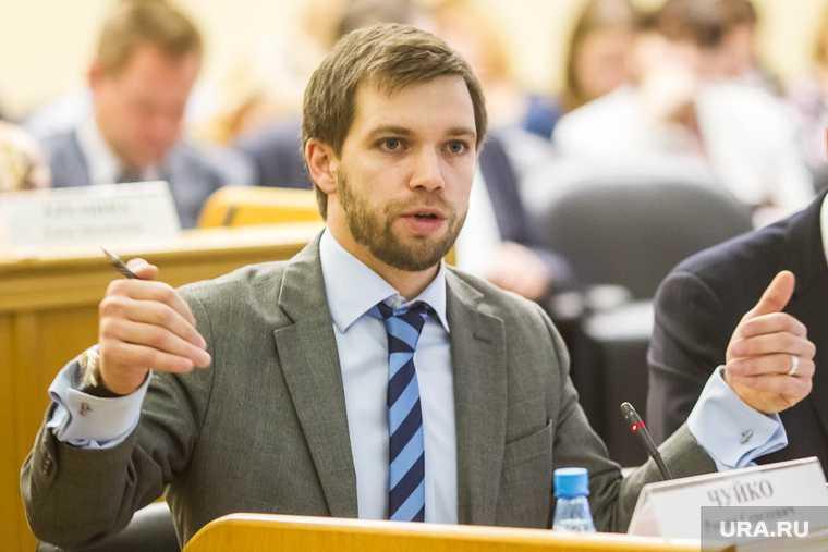 Роман Чуйко федерация киберспорта Тюменской области
