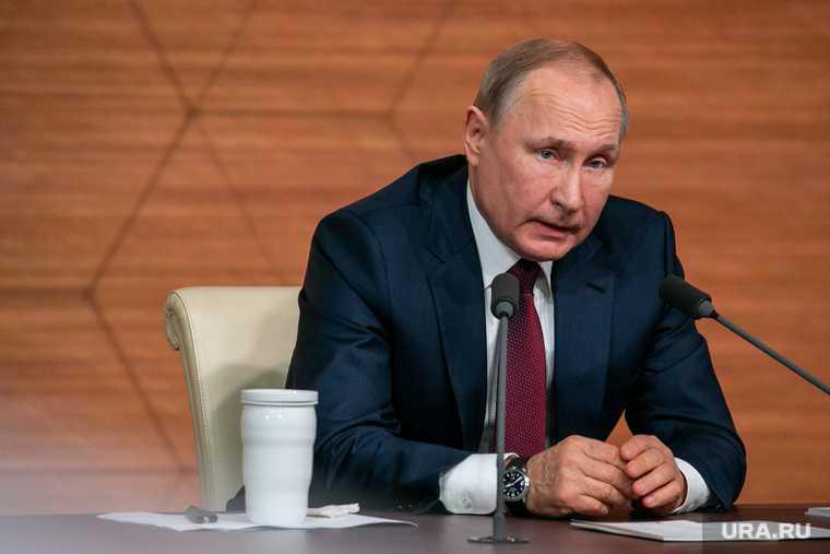 Путин поручил проводить газ россиянам бесплатной