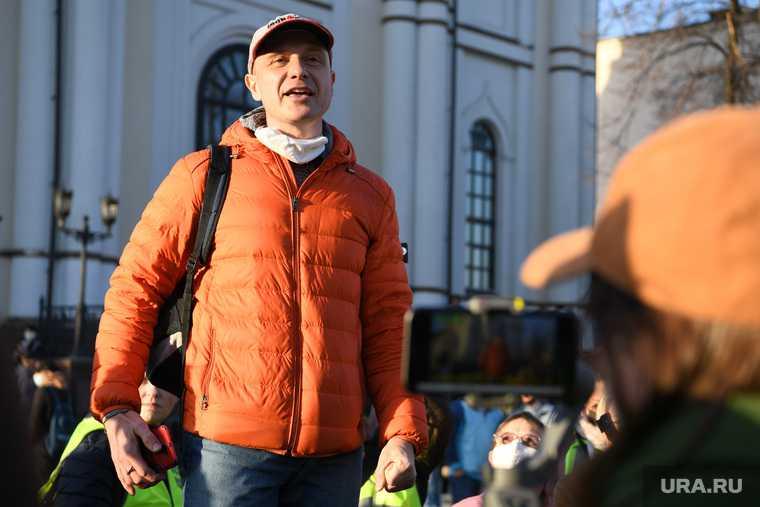 Алексей Гресько штаб Навального Екатеринбург суд