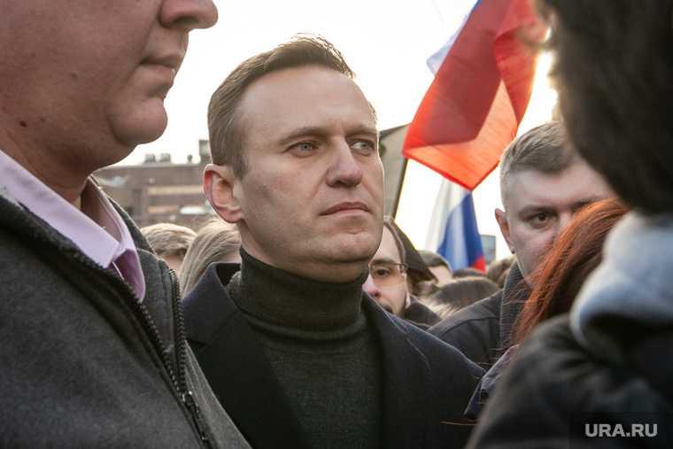 голодовка Алексей Навальный заключенный осужденный Россия митинги акции протесты