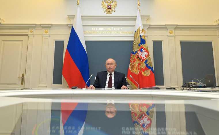 Путин Зеленский Донбасс