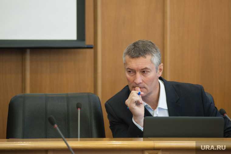 Евгений Ройзман губернаторские выборы