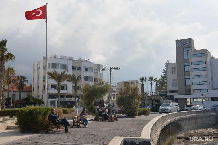Турция закрытие