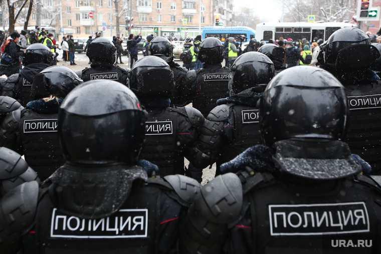 Митинги Навального в Тюмени