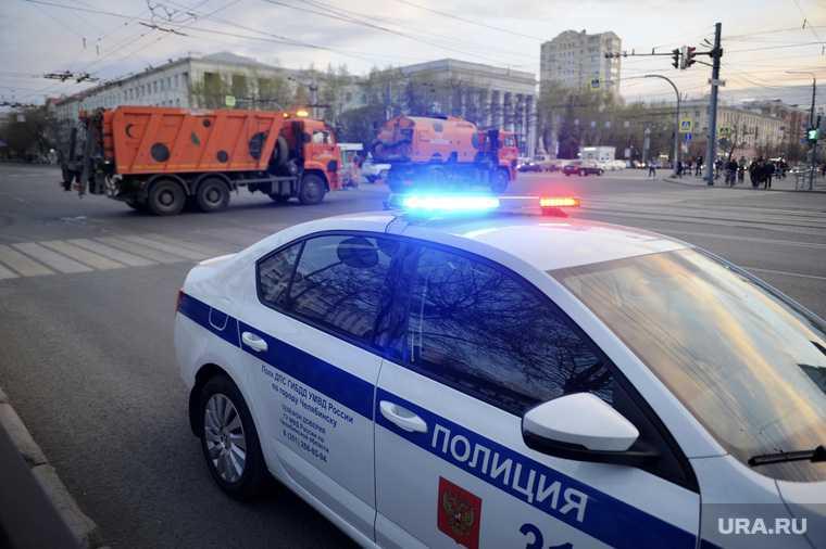 Челябинск репетиция парад День Победы 6 мая 9 мая перекрытие движения транспорт