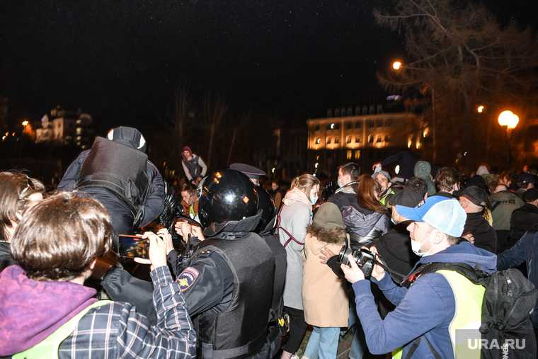 штаба Навального Екатеринбург обыски
