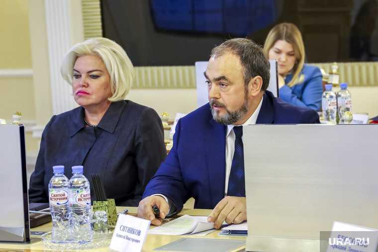 Вице спикер заксобрания ЯНАО собрался в Тюменскую думу