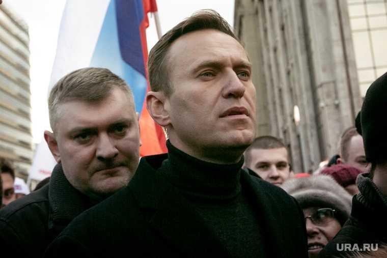 Навальный иски в колонии