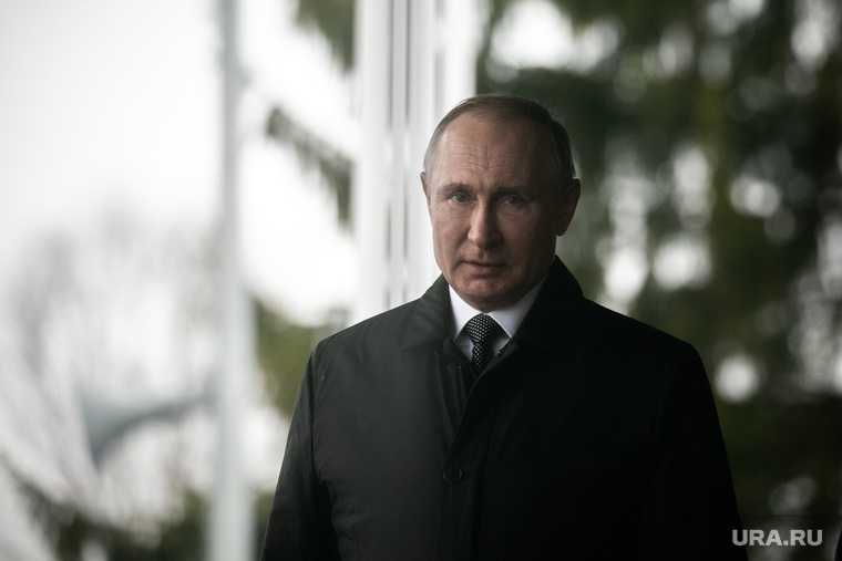 Нобелевская премия Путин