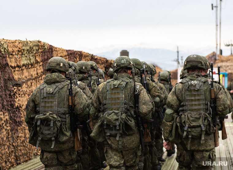 военные США у границ России