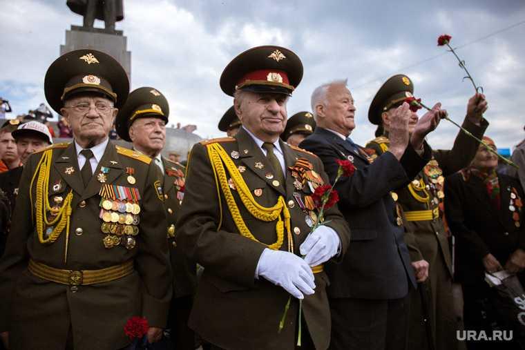 """Акция """"Бессмертный полк"""" в Екатеринбурге"""