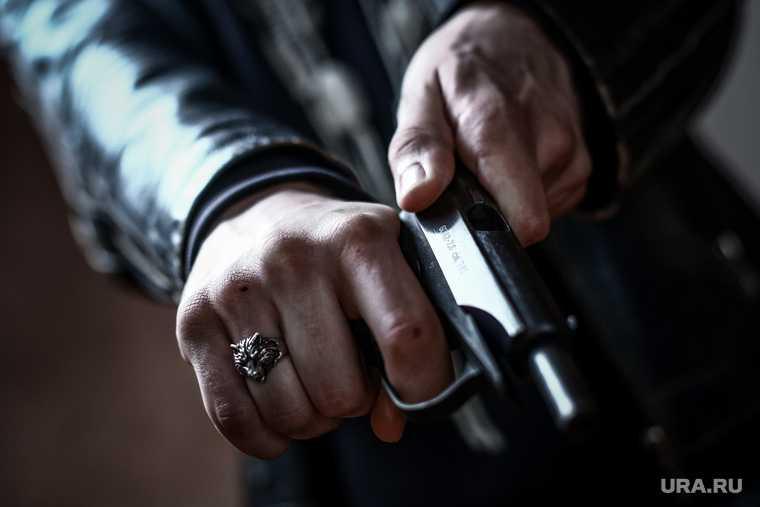 выдача оружия в РФ