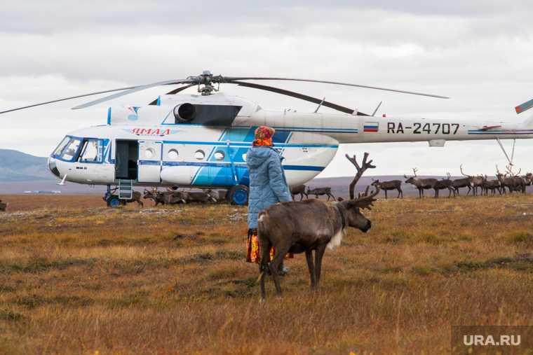 дирекция транспорта ЯНАО Виктор Лагутин