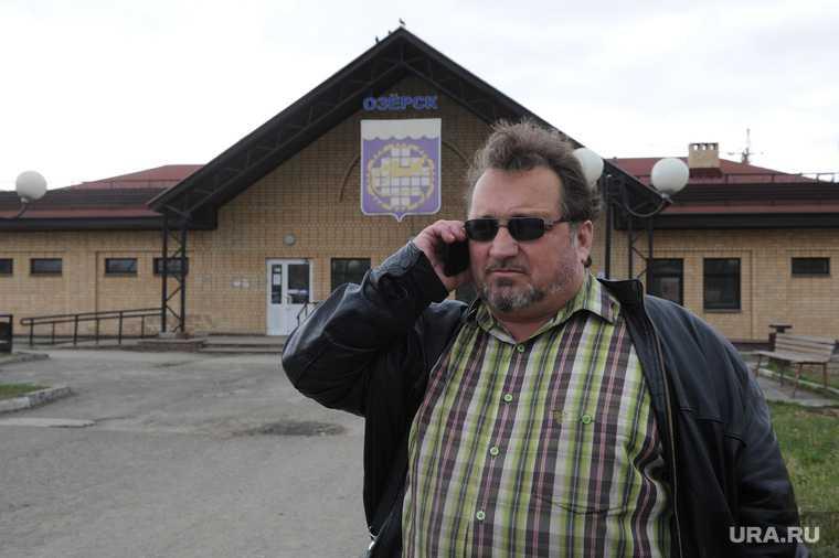Челябинская область ОНК СПЧ Андрей Бабушкин