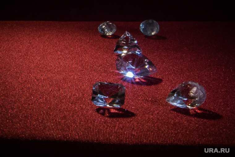 добыча алмазов Минприроды России