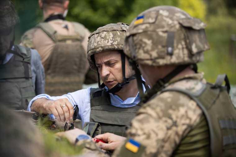 отношения России и Украины