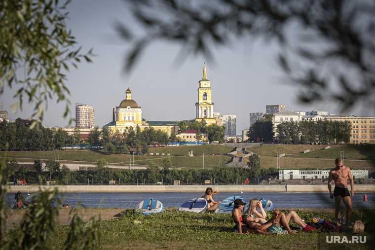 антициклон Пермский край холодная погода