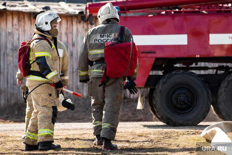 пожары Свердловская область