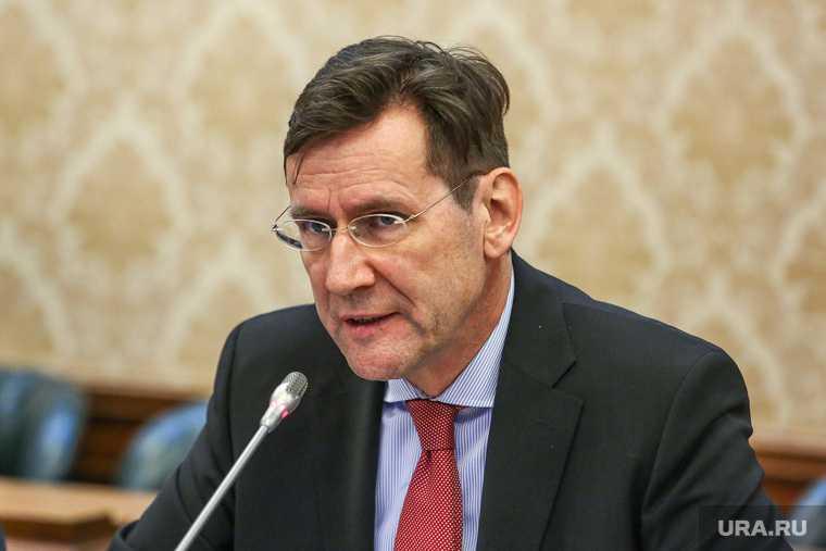 Екатеринбург генеральный консул Германии привился спутником