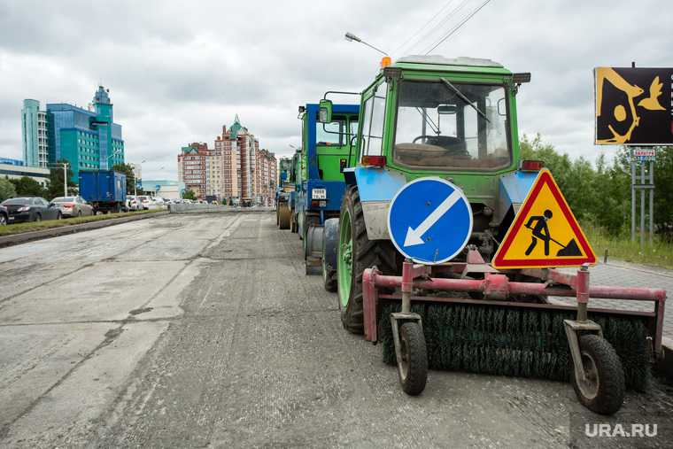 Куратор ремонта дорог Сургут уходит в отставку Черемисин