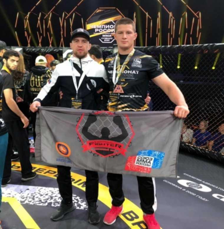 Курганский боец ММА занял призовое место на чемпионате России