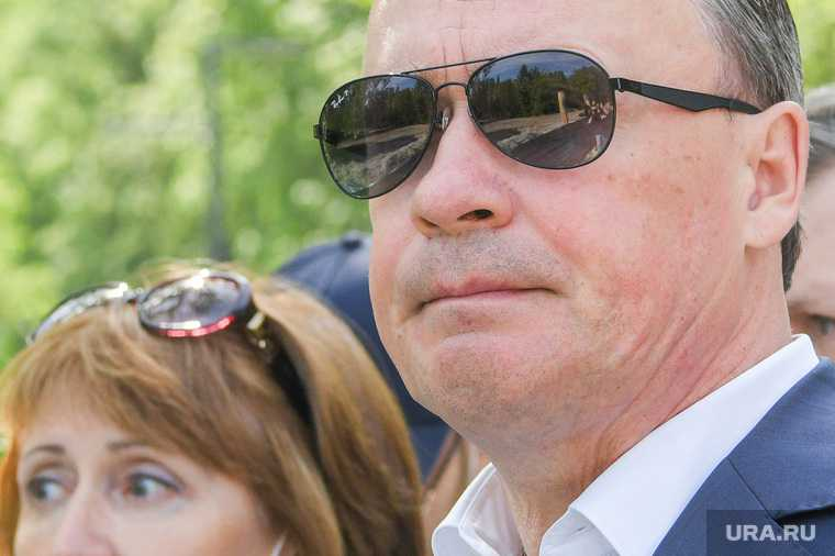 Алексей Орлов объезжает объекты благоустройства. Екатеринбург
