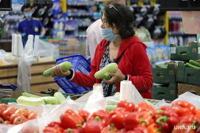 не пустили казахские овощи Петухово