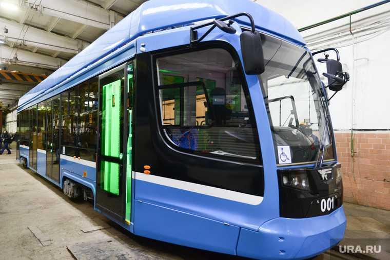 екатеринбург верхняя пышма скоростной трамвай запуск высокинский