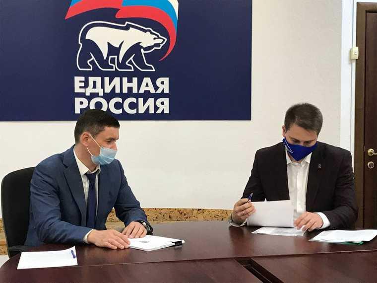Менеджер Козицына заходит в большую челябинскую политику. Фото